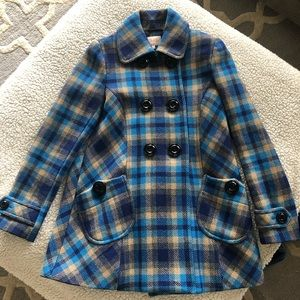 Women's Whistles British Pea Coat - size 6 us
